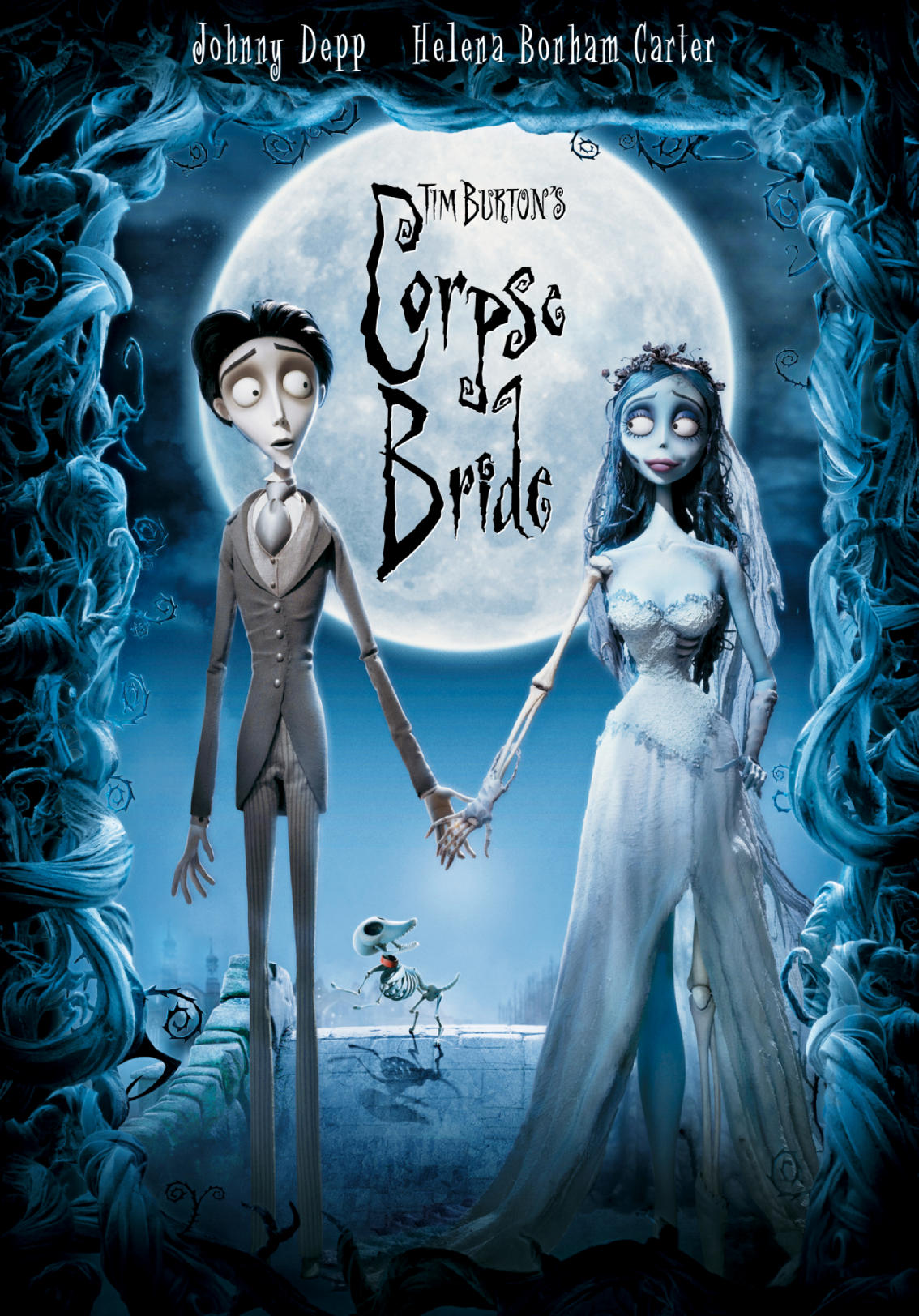 Corpse Bride 2005   Kaleidescape Movie Store